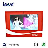2.4-10.1 videogruß-Karte der Zoll-heiße Verkaufs-Broschüre-Invitation/LCD/Geschäfts-Videokarte