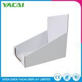 Haltbares Papier schließen Fußboden-Sicherheits-Standplatz-Bildschirmanzeige-Zahnstange an