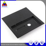 Bolla elettronica del nero del prodotto che impacca cassetto di plastica a gettare