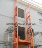 Hydraulischer vertikaler Mast-Aufzug mit CER
