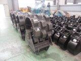 Samenpersen het Van uitstekende kwaliteit van het Wiel van het Graafwerktuig van de Pers van de fabriek