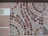 建築材料簡単な大理石パターン石の一見の陶磁器の床タイル