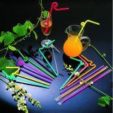 FDA (пищевой) Пластиковые художественных соломы