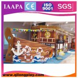 Gute QualitätsSpirate Lieferungs-Innenspiel-Spielplatz (QL-084)