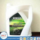 Papier synthétique d'emballage de moulage par injection pour l'huile en plastique de la benne