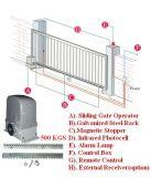 Operador de porta corrediça/Motor