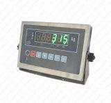 OIML aprovado pesando o indicador com aço inoxidável (XK315A1-22)