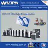 Impresora intermitente de la escritura de la etiqueta del desplazamiento (WJPS-350)