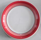 7.5'' Grés Handpainted sobremesa placas (WSY1216P)