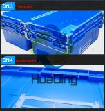 720X430X240 ricambi auto scatole di plastica trattate sistemabili di distribuzione e di memoria
