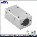 De Precisie die van de douane CNC van het Aluminium Deel voor optisch-Mededeling machinaal bewerken