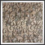 Nylonbodenblumen-Ineinander greifen-Stickerei-Spitze-Gewebe