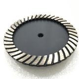 7-дюймовый чашка шлифовального круга, Turbo сегмента шлифовального круга