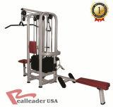 Multi-Wildernis 4/5/8 van de Apparatuur van de geschiktheid de Machine van de Post voor Commerciële Gymnastiek