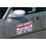 Großhandelsdigital gedruckte Qualitäts-wasserdichtes Auto-magnetische Zeichen