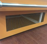 カウンタートップのデリカテッセンの表示Refrigeartedのスリラー