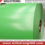 ACPのための緑のカラーアルミニウムコイル