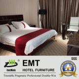 Hôtel moderne de meubles de chambre à coucher lit Set (EMT-01)