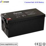 batteria acida al piombo del AGM del ciclo profondo di 12V 200ah VRLA per l'UPS