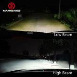 LED de acessórios automóveis inovadoras Markcars Farol com lâmpada automático