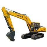 Escavatore a cucchiaia rovescia Excavator, 21ton Crawler Excavator Comparing a C320