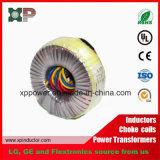 UL/SGS/certificat personnalisé RoHS Noyau toroïdal transformateur de puissance XP-Ts-Tr1708