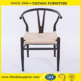 Asiento moderno del amortiguador de la comodidad de la silla del metal de la silla del ocio de la tela del estilo de Holanda de la silla de Y