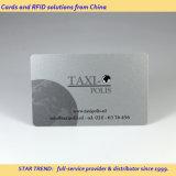 Cartão de prata desejo de Tarja Magnética Club