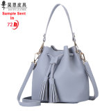 De Handtassen van het Leer van de Dames Pu van de Manier van de Fabriek van Guangzhou Dame Designer Handbags