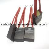 CE7 이동성 견인 모터를 위한 전기 흑연 카본 브러쉬
