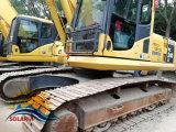 Excavador original usado de la correa eslabonada de KOMATSU 24t del excavador de KOMATSU PC240LC-8