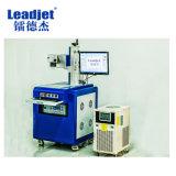 Máquina inoxidável da marcação do laser da fibra da placa de aço do metal