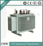 Трансформатор трехфазные 2 S11 11kv обматывая погруженный маслом