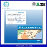 Proximité combinée LF + carte d'identification de contrôle d'accès de personnel d'à haute fréquence