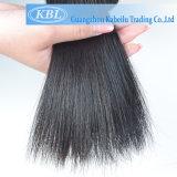 Человеческие волосы черноты двигателя чисто черные