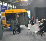 SDP530G beweglicher Schrauben-Luftverdichter gefahren durch Diesel