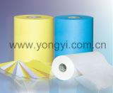 Version papier pour le matériel d'étiquette auto-adhésif