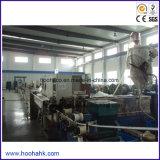 Extrusão de plásticos para a produção de fios e cabos