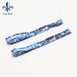 Kundenspezifisches preiswertes Preisgewebe gesponnener Wristband