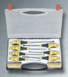 28ПК набор отверток в пластмассовом ящике шлицевую отвертку Pozi с крестообразным шлицем