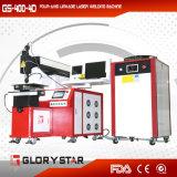Machine parfaite de soudure laser De liaison pour le soudage par points semi-automatique