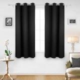Stromausfall-Vorhang-Panels für Panels des Schlafzimmer-zwei, 42 x 63 Zoll, Normallack-Windows-Vorhänge