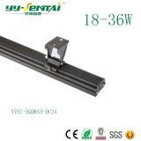 IP66 impermeabilizan la luz de la arandela de la pared de 36W LED para la iluminación de la configuración