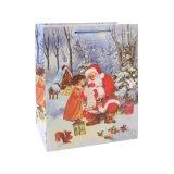 Рождественский подарок план Старик бумажных мешков для пыли, подарочный бумажных мешков для пыли, бумажных мешков для пыли
