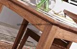 Feste hölzerne Speisetisch-Wohnzimmer-Möbel (M-X2449)
