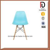 販売のためのよいデザイン木製の足の余暇の現代プラスチック椅子