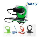 홀더 걸이 벽 충전기 Foldable 충전기 셀룰라 전화 비용을 부과 선반