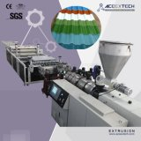 PVC+ASA/PMMA 지붕 장 생산 라인
