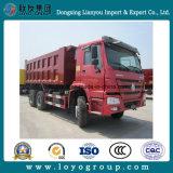 필리핀에 19cubic 덤프 트럭 판매를 가진 Sinotruk HOWO 6X4 371HP