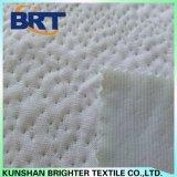30%Organic 대나무 섬유 70%Polyester는 Breathable 자카드 직물 공기 층에 의하여 풀칠된 Biofilm 직물을 방수 처리한다